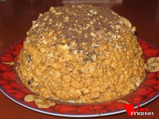Муравейник рецепт торта муравейник