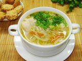 Фото готового блюда: Куриный суп с лапшой