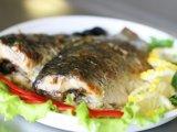 Фото готового блюда: Карп запеченный