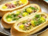 Бутерброды после духовки