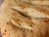 Фото готового блюда: Сырный  хлеб
