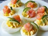 Фото готового блюда: Фаршированные яйца