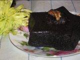 Фото готового блюда: Шоколадный бисквит