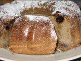 Кусочки орехового хлеба