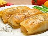 Фото готового блюда: Голубцы овощные