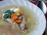Главное фото рецепта Уха из морского окуня