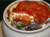 Фото готового блюда: Печень с овощами