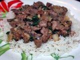 Фото готового блюда: Чанфайна