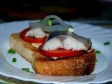 Главное фото рецепта Скумбрия маринованная