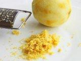 Натертый лимон