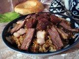 Фото готового блюда: Плов из перловки