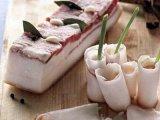 Фото готового блюда: Соленое сало со специями