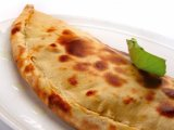 Фото готового блюда: Пицца Кальцоне