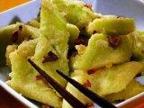 Фото готового блюда: Жареные огурцы