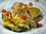 Главное фото рецепта Курица с клецками и сыром