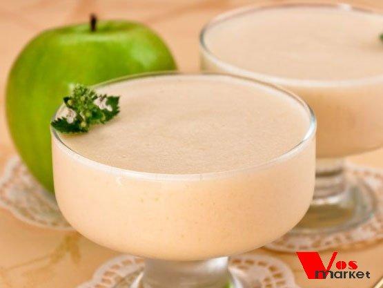 Яблочный самбук в духовке