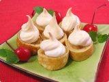 Фото готового блюда: Блинчики с яблоками