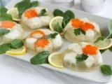 Фото готового блюда: Заливная рыба