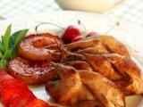 Главное фото рецепта Перепела с яблоками