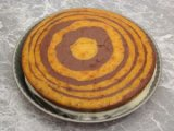 Второй слой бисквита