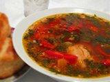 Главное фото рецепта Борщ с щавелем