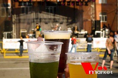 Бамбуковое зеленое пиво