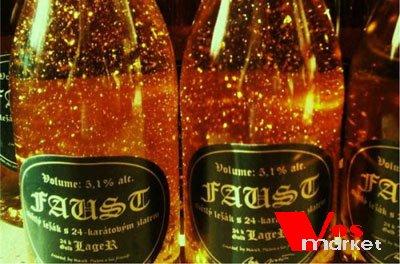 Пиво золотое