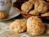 Фото готового блюда: Овсяное печенье