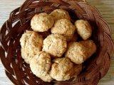 Готовые овсяные печенье