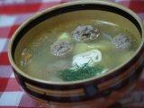 Главное фото рецепта Суп с фрикадельками