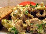 Фото готового блюда: Почки телячьи по русски