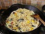Обжарка риса