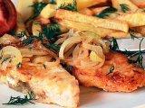 Фото готового блюда: Осетрина в кляре