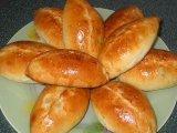 Фото готового блюда: Пирожки на кефире