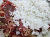 Рис в фарше
