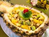 Главное фото рецепта Салат с ананасами