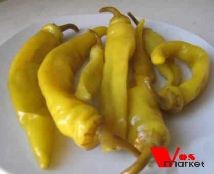 острый перец маринованный рецепты на зиму с фото