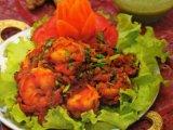 Главное фото рецепта Креветки в томатном соусе