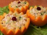 Главное фото рецепта Салат с апельсинами