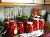 Главное фото рецепта Помидоры консервированные