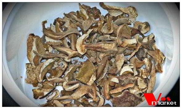 Рецепты сухих белых грибов с фото