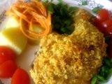 Фото готового блюда: Куриные бедра в духовке