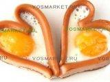 Главное фото рецепта Яичница Сердце