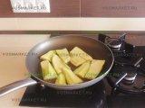 Баклажаны в сковородке