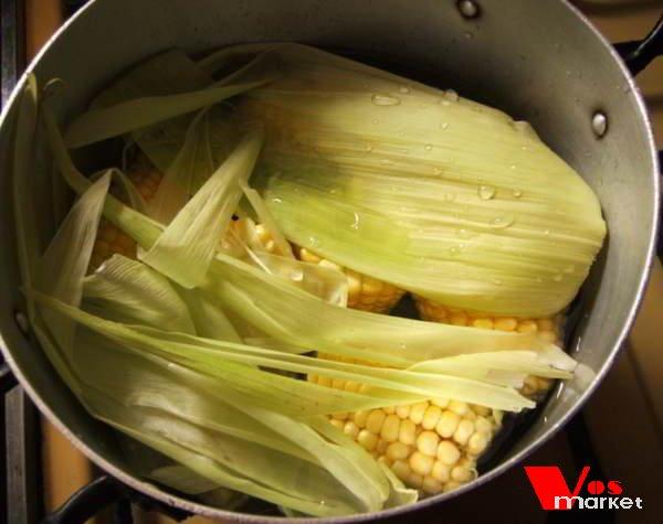 как правильно варить молодую кукурузу для рыбалки