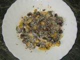 Главное фото рецепта Салат с кукурузой и грибами