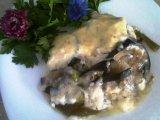 Фото готового блюда: Баклажаны с сыром