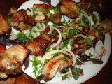 Главное фото рецепта Шашлык из свиной шейки