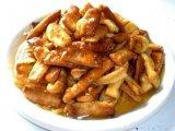 Фото готового блюда: Медовые палочки