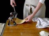 Тесто в валике для макарон